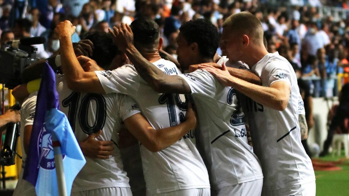 Adana Demirspor Fenerbahçe maçında üç puan tek golle geldi