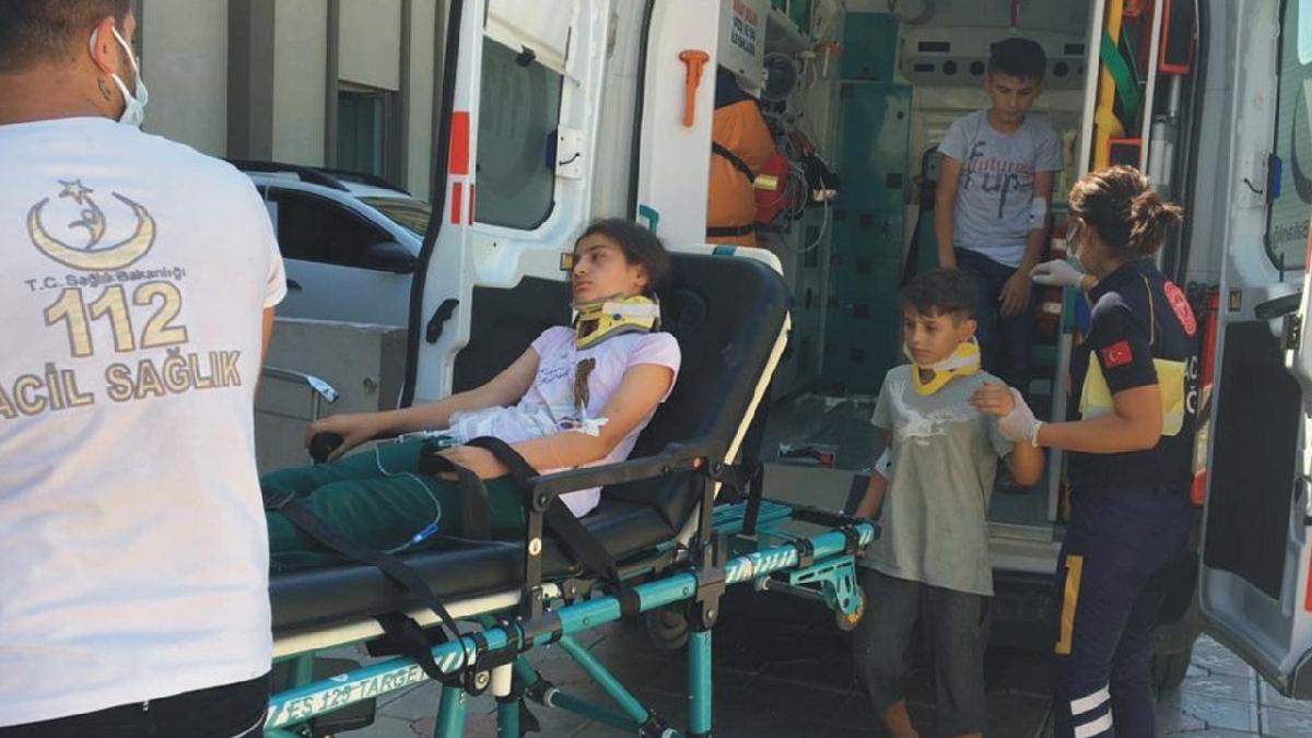 Feci kazada can pazarı! 16 yaralı