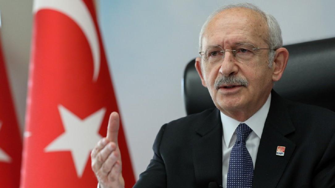 Kılıçdaroğlu'ndan Erdoğan'a: Biden'a verdiğin sözü yerine getirdiğini itiraf ediyorsun