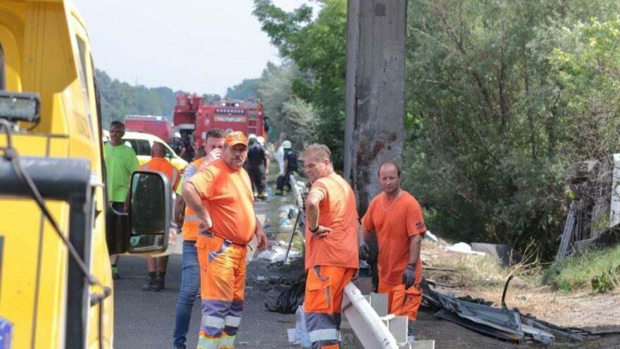 Macaristan'da katliam gibi kaza