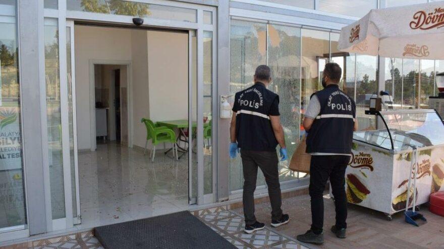 Malatya'da restoranda silahlı saldırı: 6 yaralı