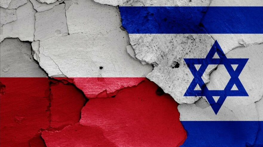 Polonya ile İsrail arasında ipler geriliyor