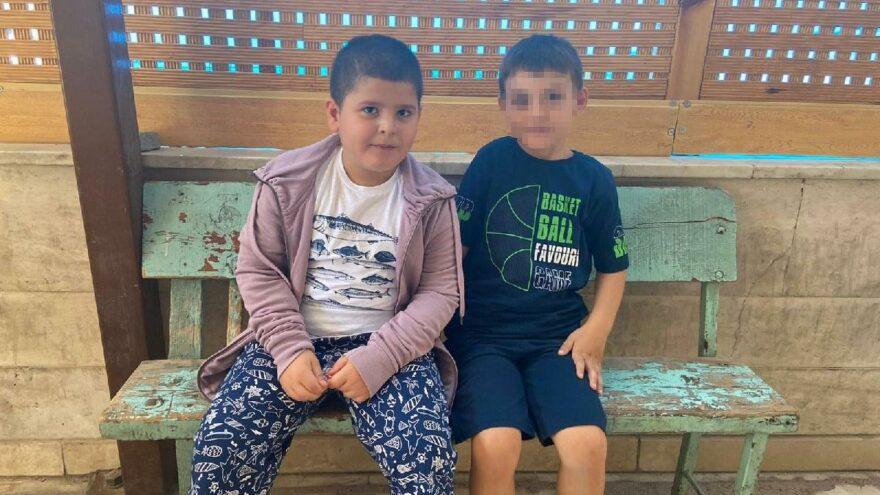 Selde can veren 4 yaşındaki Emre defnedildi