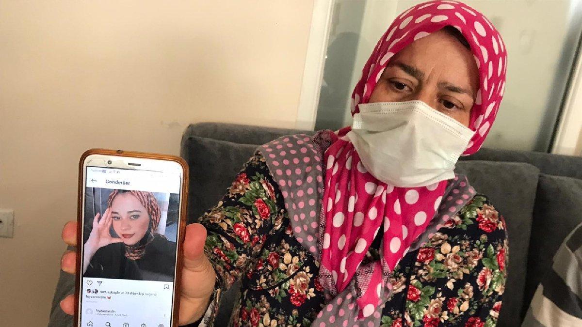 Kanser hastası kadın 17 yaşındaki kayıp kızını arıyor