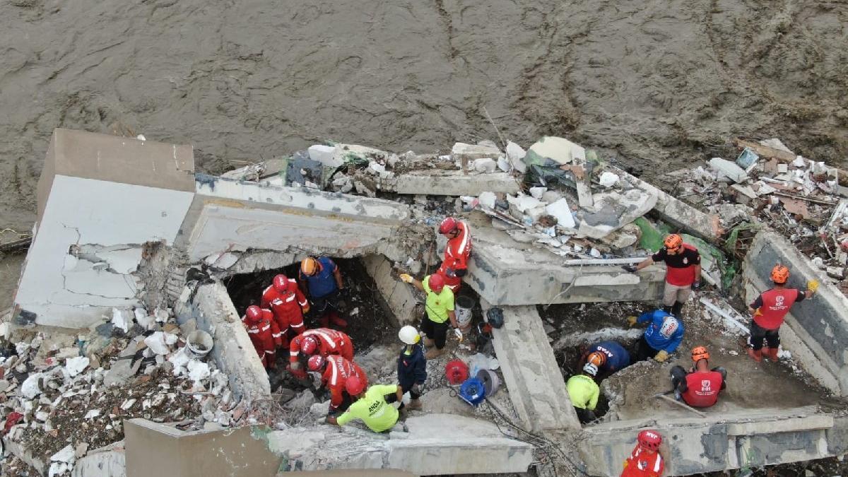Sel bölgesinden acı haberler geliyor... Ölü sayısı artıyor