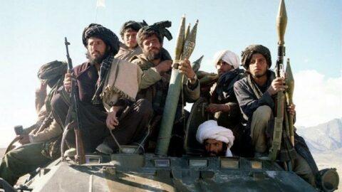 Taliban, Afganistan Cumhurbaşkanlığı Sarayı'nı ele geçirdi