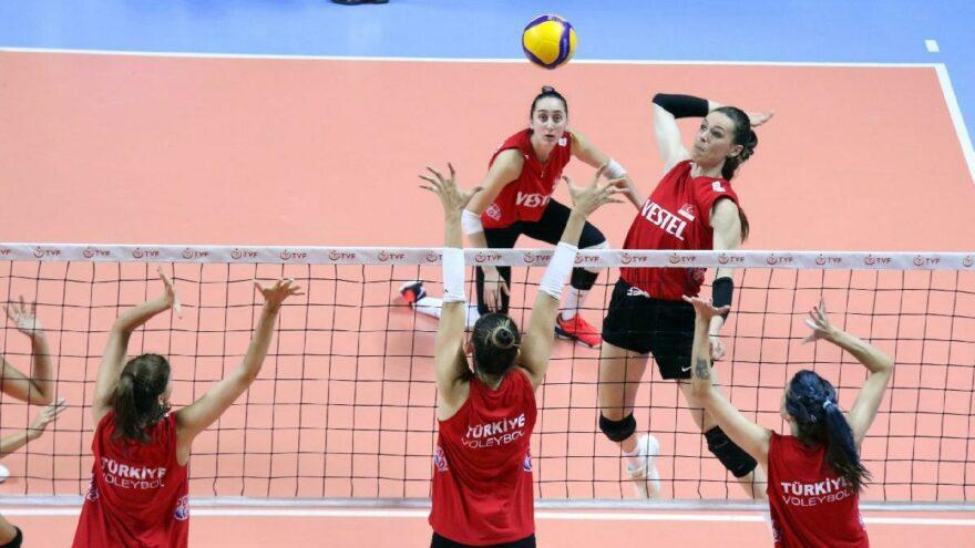 'Filenin Sultanları' Avrupa Şampiyonası'na hazır