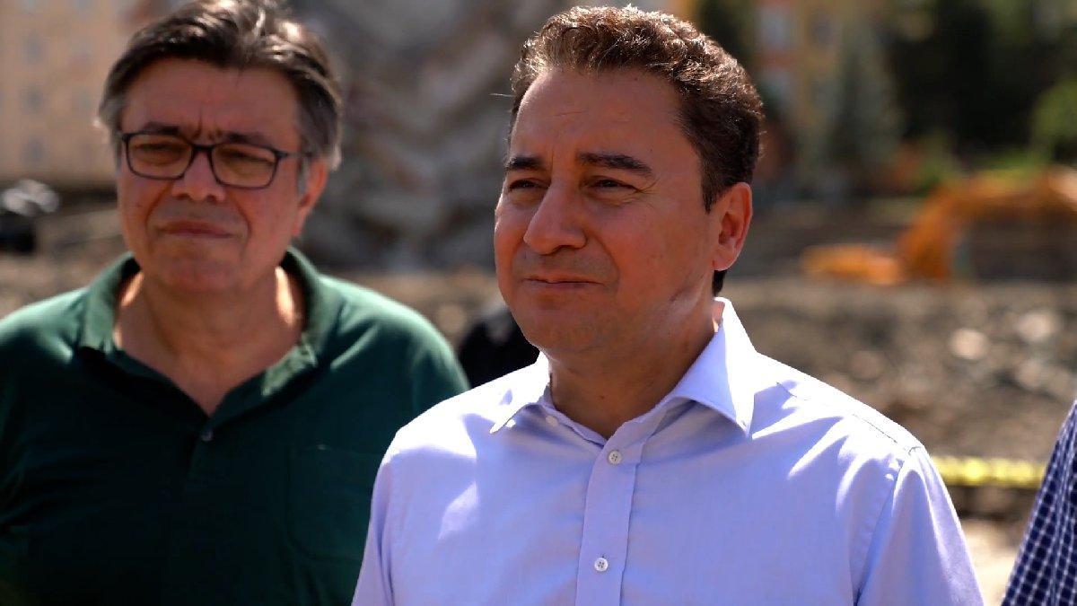 Bozkurt'u ziyaret eden Babacan'dan 'imarlaşma' uyarısı: Acil eylem planı oluşturun