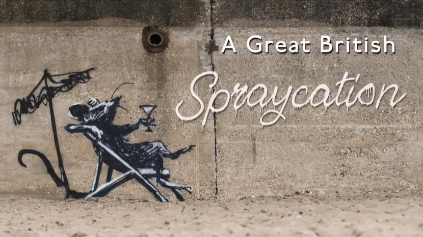 Banksy, bıraktığı yeni izleri bir video ile tanıttı