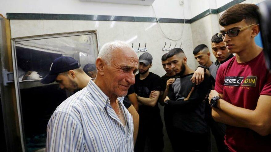 İsrail, Batı Şeria'da 4 Filistinliyi vurdu