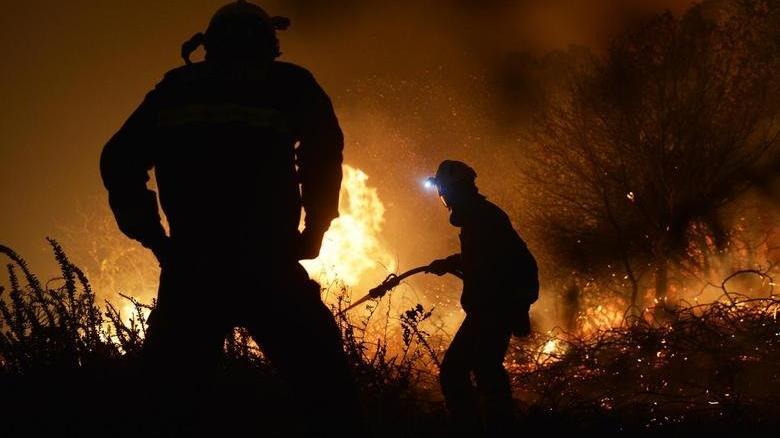 İspanya'da orman yangınları: 1000'den fazla kişi tahliye edildi