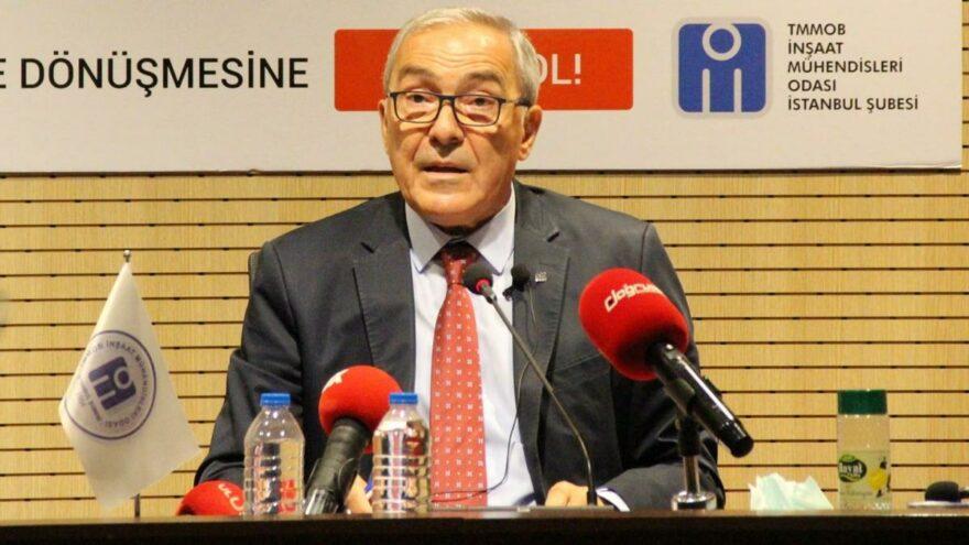 'İstanbul da Türkiye de depreme hazır değil'