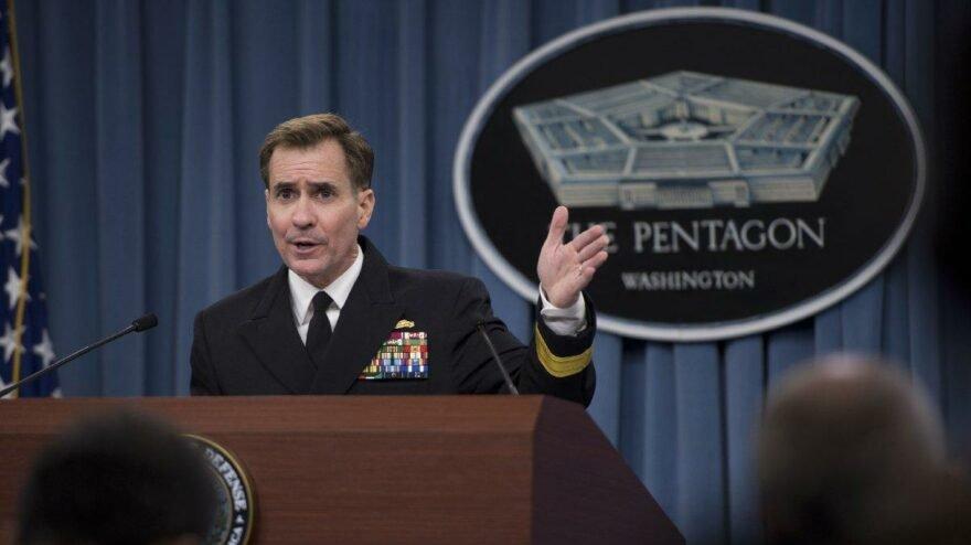 Pentagon'dan Afganistan açıklaması: Türk askerleriyle çalışıyoruz