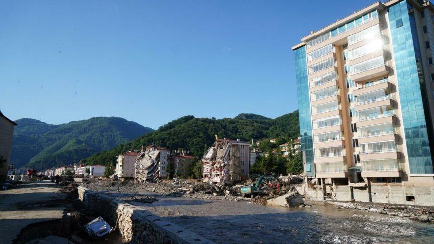 Selin yıktığı binanın müteahhidinin mal varlığı için tedbir kararı