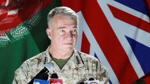 CENTCOM Komutanı, Taliban ile yüz yüze görüşmüş