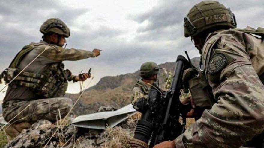 MSB: Haftanin'de 3 PKK'lı etkisiz hale getirildi