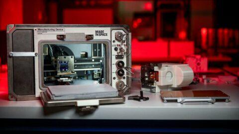 NASA, ekipmanlarını Ay'da yapmak için hazırlanıyor