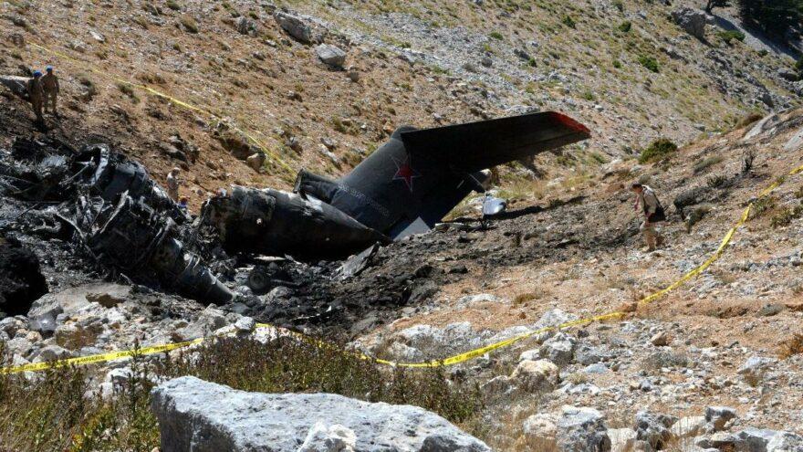 Yangın söndürme uçağının karakutusu Rusya'da açılacak