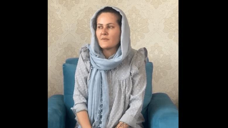 Afgan film yapımcısı Sahraa Karimi'den yardım çağrısı