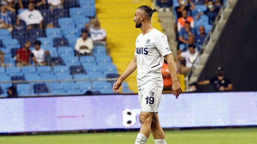 Fenerbahçe açıkladı: Serdar Dursun'da kırık var