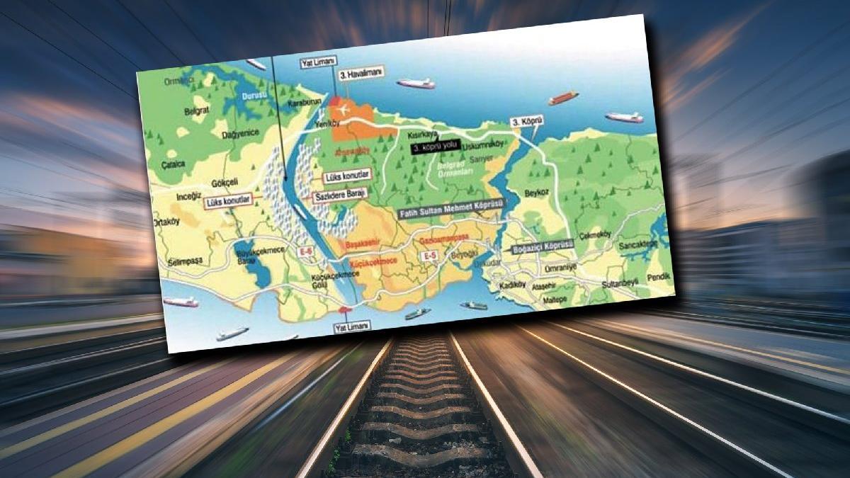 3.1 milyarlık ikinci Kanal İstanbul İhalesinin sonucu açıklandı