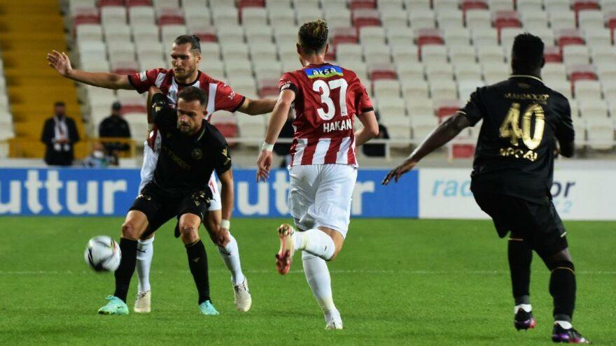 Avrupalı Sivasspor, Konyaspor'a takıldı: 0-1   Süper Lig 1. Hafta