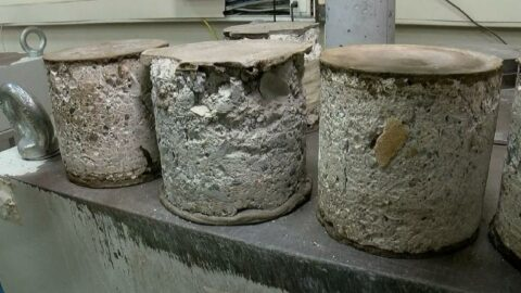 2000 öncesi yapılarda tahta ve deniz kabuğu çıktı