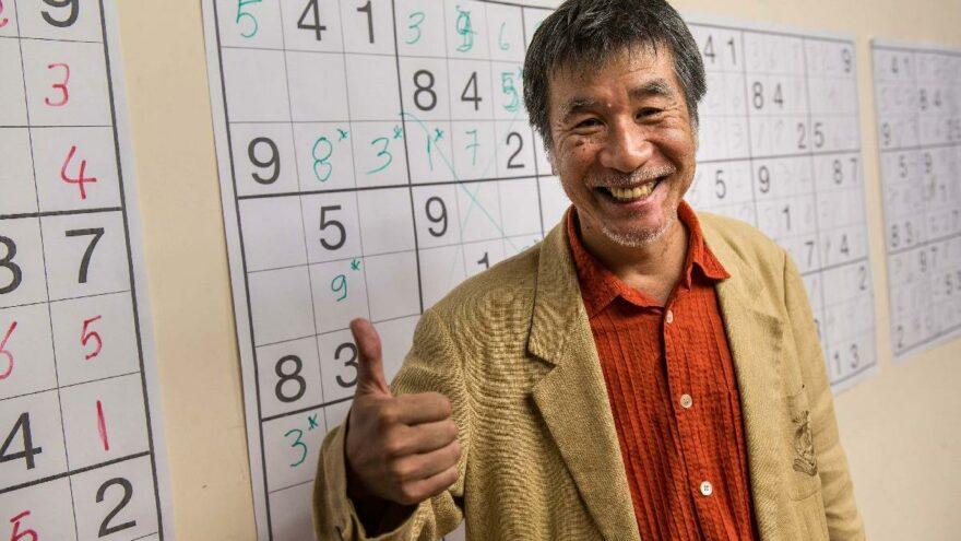 Sudoku'nun mucidi Maki Kaji hayatını kaybetti