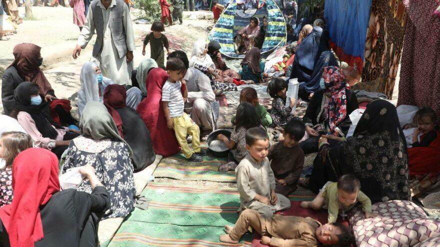 Yunanistan'dan Afgan göçmenlerle ilgili açıklama