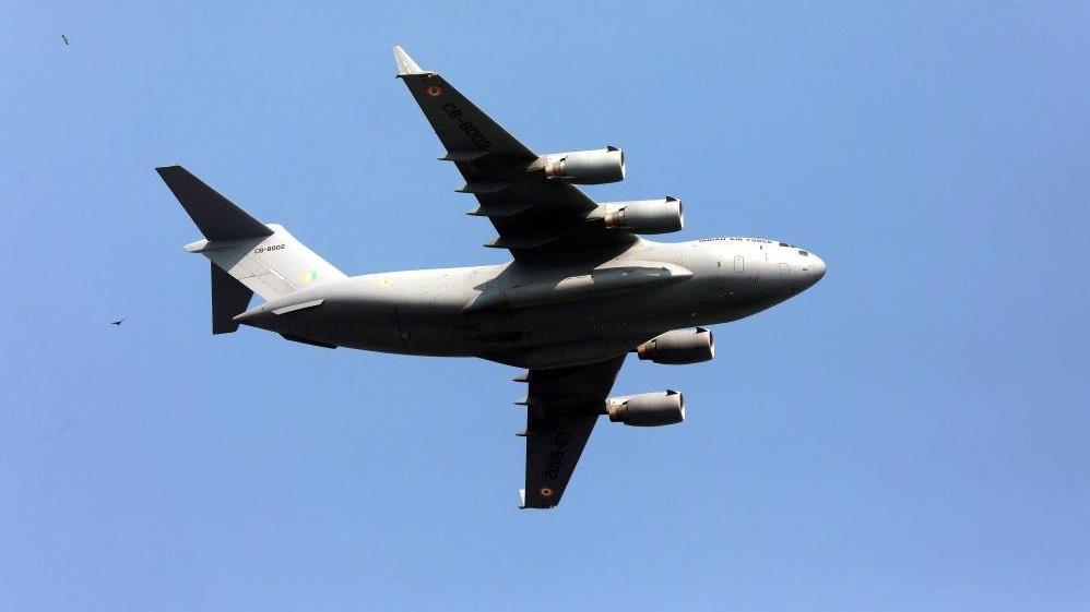 Kabil uçağında insan kalıntıları bulundu! ABD soruşturma başlattı