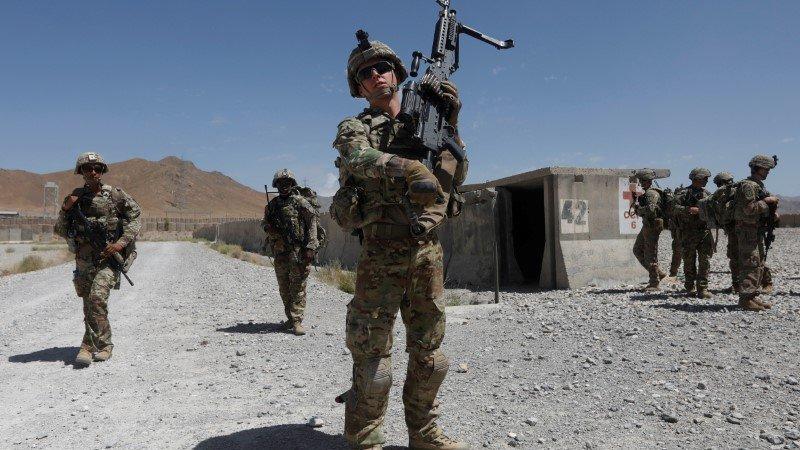 ABD'li Tümgeneral Hank Taylor: Taliban ile düşmanca bir etkileşimimiz olmadı
