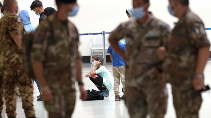 Almanya: Afganistan'dan 7 kişiyi tahliye ettik