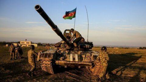 Ermenistan, Nahçıvan'daki Azerbaycan mevzilerine ateş açtı