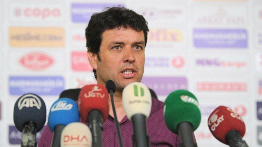 Kasımpaşa Teknik Direktörlük görevine Cihat Arslan'ın getirildiğini duyurdu