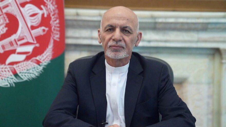 Afganistan'dan kaçan Eşref Gani ile ilgili yeni iddia
