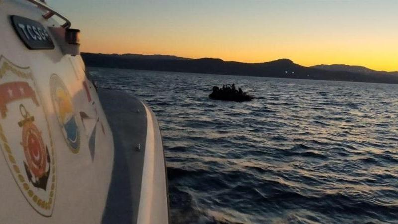 Yunanistan'ın ölüme ter ettiği düzensiz göçmenleri Türk askeri kurtardı