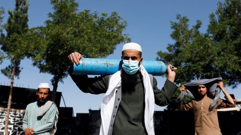 Afganistan'ı bekleyen yeni tehdit: Dünya Sağlık Örgütü açıkladı