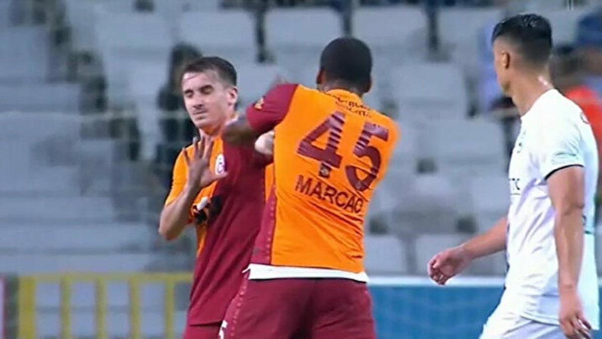 Kerem Aktürkoğlu'na saldıran Marcao'dan açıklama: 'Sizler gibi ben de insanım'