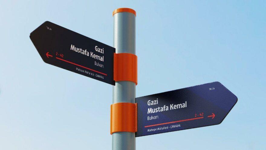Ankara'nın sokak tabelaları için oylama başladı