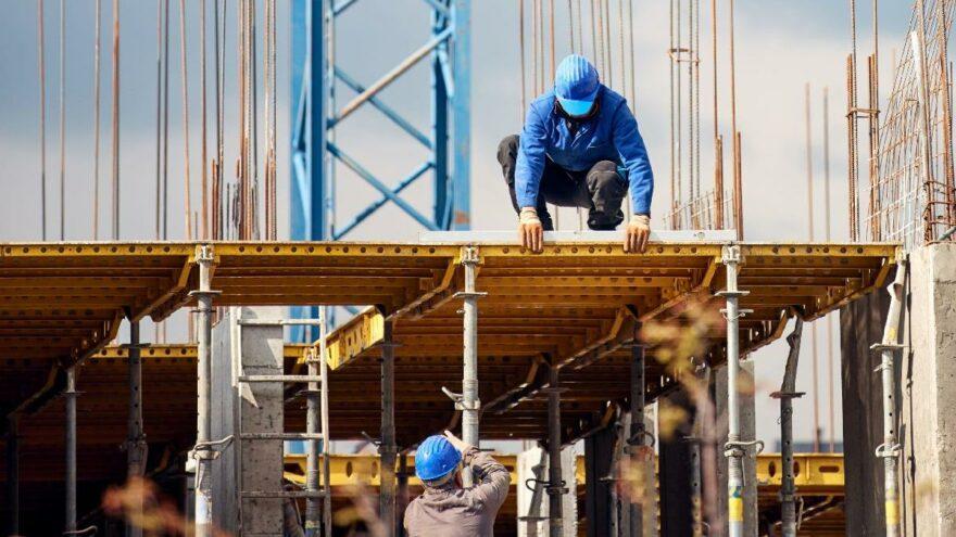 Yapı ruhsatı verilen bina sayısı önceki yıla göre yüzde 88 arttı