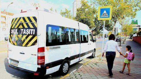Ankara'da okul servis ücretlerine zam geldi