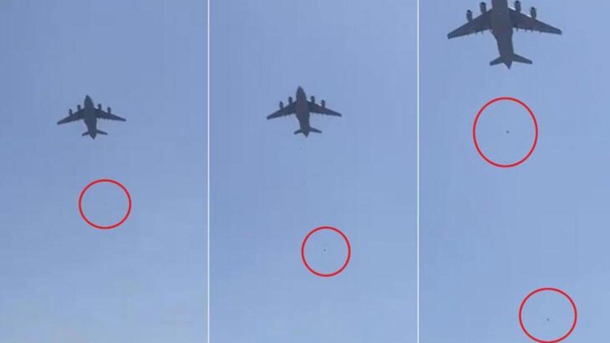 Uçağın tekerleğinden düşerek feci şekilde can vermişlerdi: Kardeş çıktılar