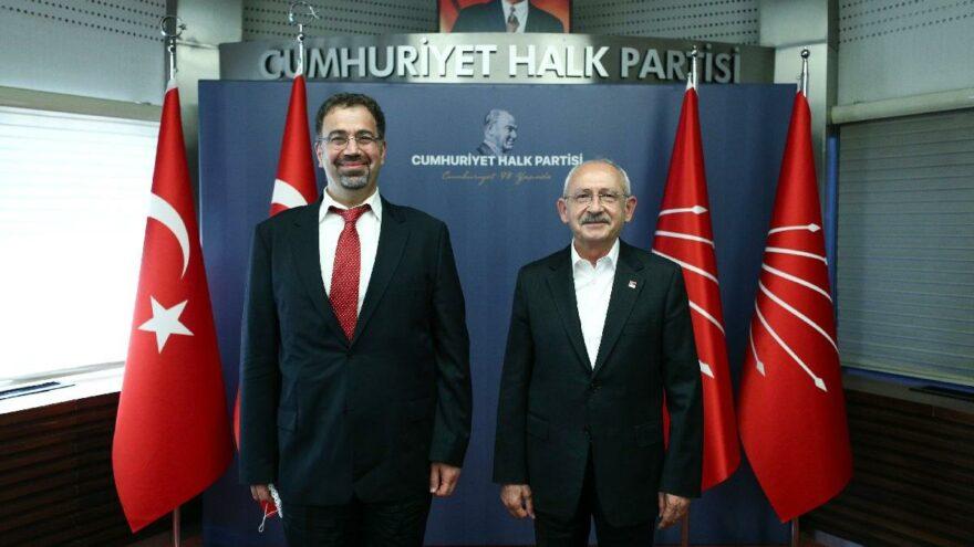 Prof. Dr. Acemoğlu'ndan Kılıçdaroğlu'na ziyaret