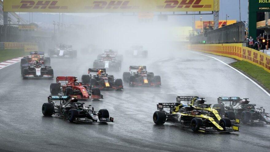 Coronadan Formula 1'e bir engel daha