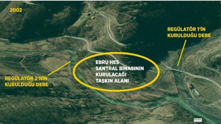 CHP'den sel raporu: Dere yatağında yapılaşmayı devlet önermiş