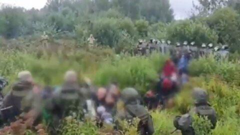 Avrupa teyakkuzda: Belarus askerleri Litvanya'yı 'işgal etti'