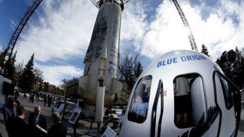 Uzay yarışında rekabet kızışıyor: Blue Origin'in baş mühendisi, SpaceX'e geçti