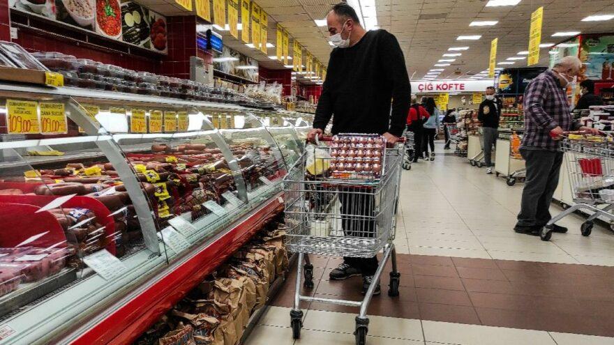 Makarna tüketimi yüzde 25 artarken, kırmızı et yüzde 33 azaldı