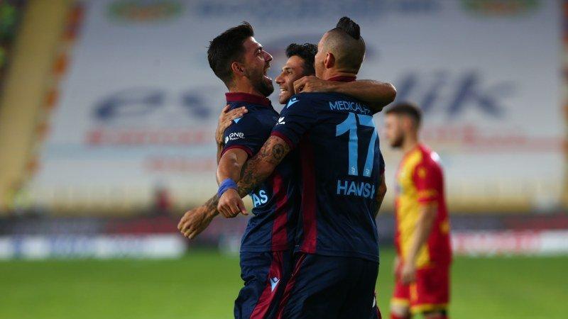 Muhteşem Trabzon 49 hafta sonra lider