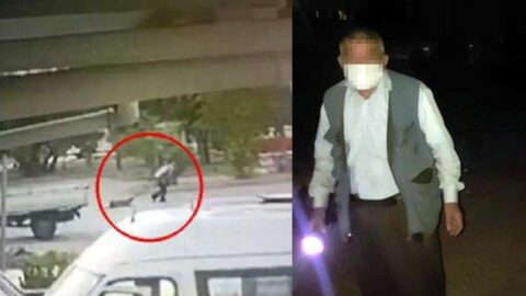 İzmir'de vahşet: Ayakları bağlanıp sürükledi...